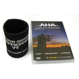 Win 1 of 4 AHA DVD and drink holder packs