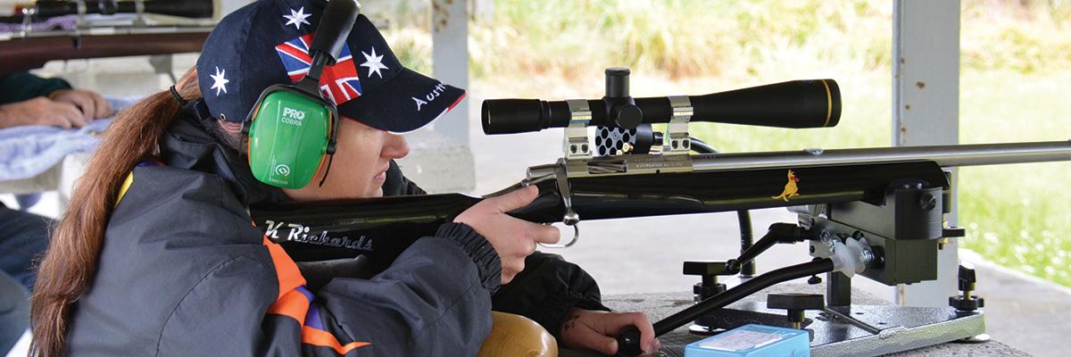 100m Rifle Target Download