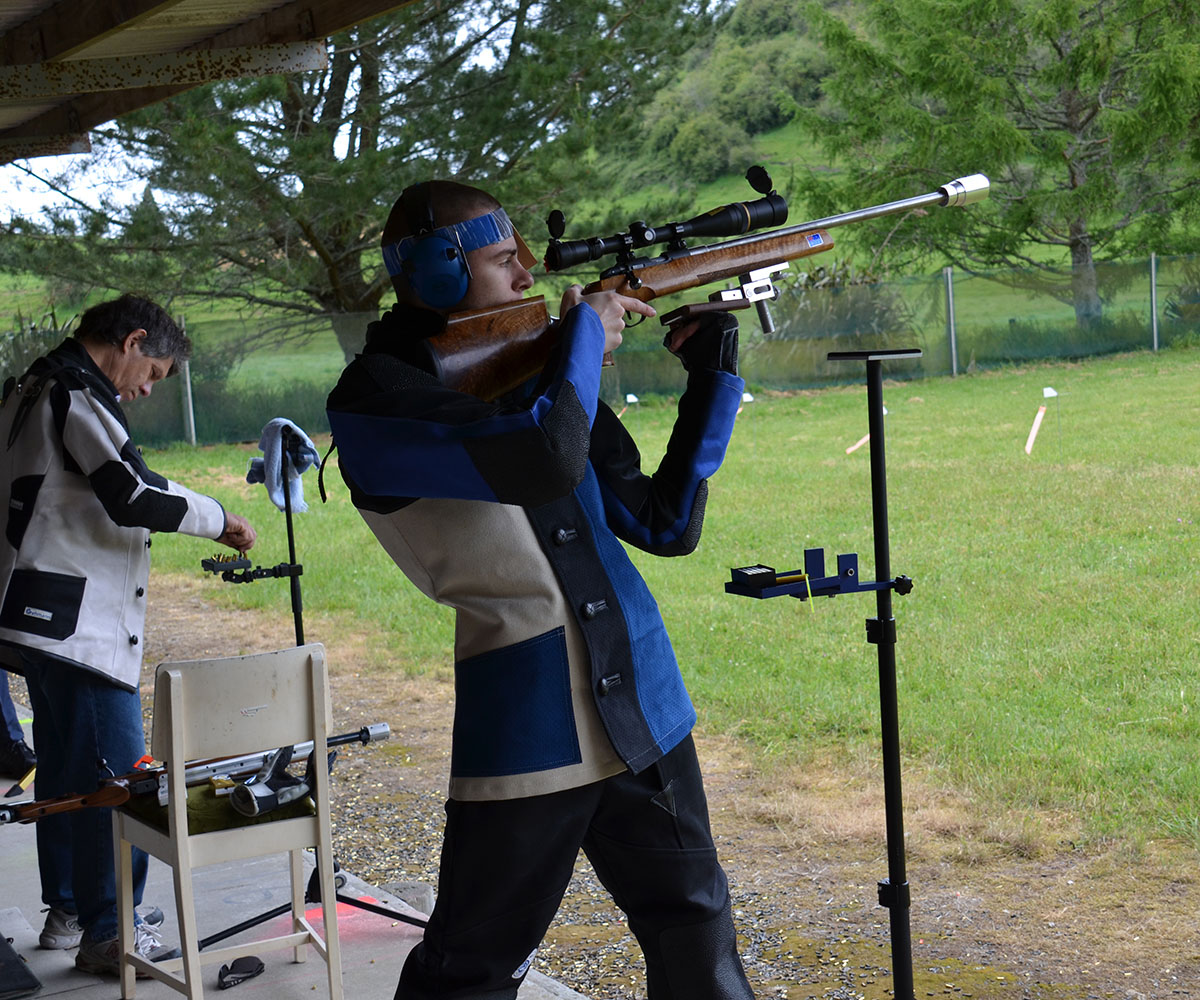 Nz Shooter Detail: 4th Pacific Regional Shooting Championships