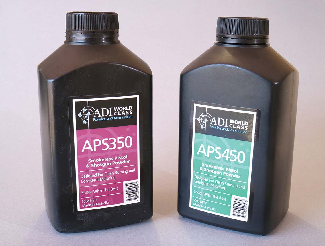 New pistol and shotgun powders from ADI | Sporting Shooters